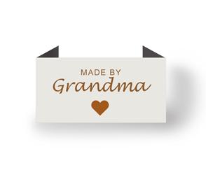 Madeby grandma - beige - endebukket