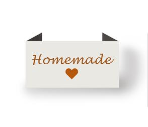 Homemade - beige - endebukket