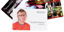Adgangskort / plastikkort