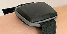 GPS armband