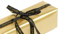 Bedruckbares Geschenkband