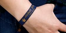 Gewebtes Selbstmacher-Armband