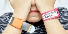Infoband Armband