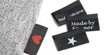 Made by-märken och etiketter