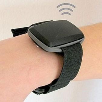 Elastisk GPS armband