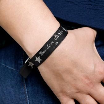 Vävda gör-det-själv armband