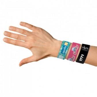 VIP-armband - med digitalt tryck