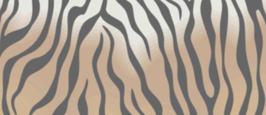 Tigermønster