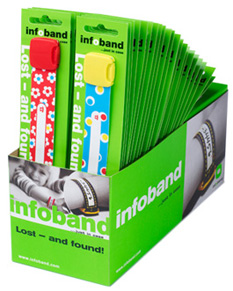 Infoband - asortyment
