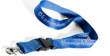Lanyards med tryk