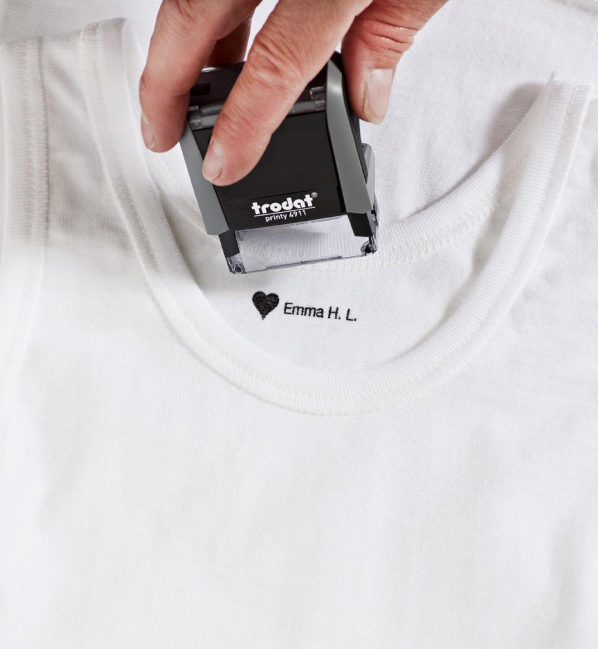 b62c7ed5220 Navnestempel til tøj - Den enkle løsning til opmærkning af tøj
