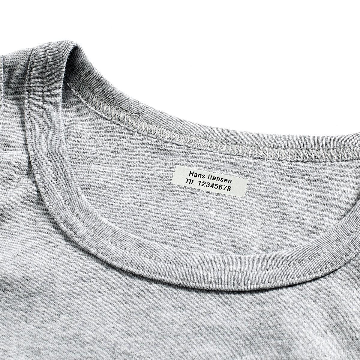 Strygemærker - Køb strygemærker til tøj hos Ikast Etiket
